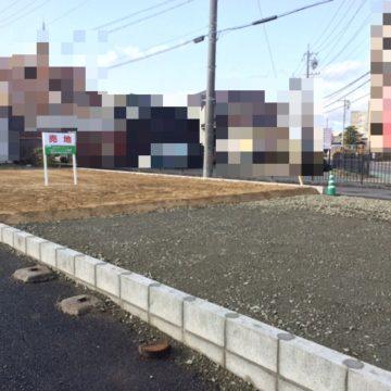 鈴鹿市矢橋3丁目 売地 住宅用地